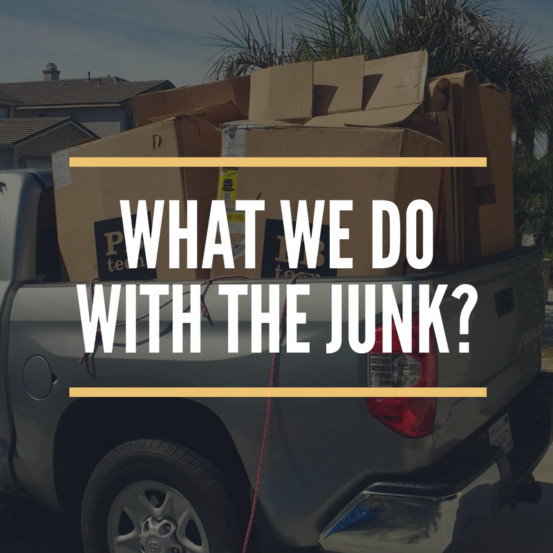 Junk Removal Service - Junk Removal & Cleaning Services